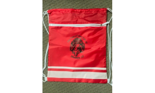 2018 IWSCA National Specialty Drawstring Bag