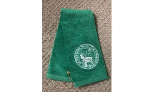 **NEW** Embroidered Golf Towels