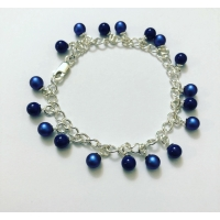 Deep Blues Bracelet
