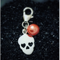 Candy Skull Charm