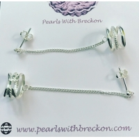Ear Cuff With Studs