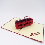 Double Decker Pop Up Card