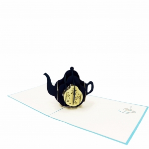 Teapot Pop Up Card