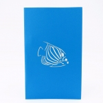 Aquarium Birthday Pop Up Card