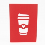 Coffee Sweet Valentine's Day Card