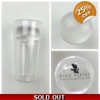 Clear Dixie Stamper