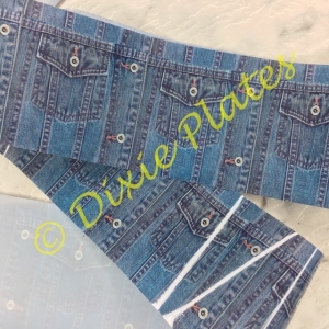 Denim Nail Art Foil - 1 Meter