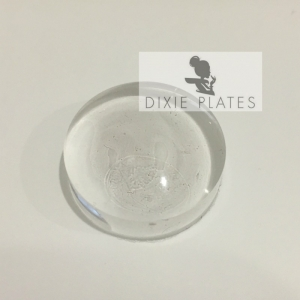 Big Red Replacement Stamper Head - Clear