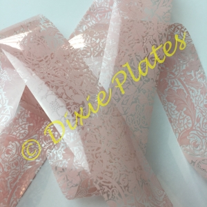Antique Lace Nail Art Foil - 1 Meter