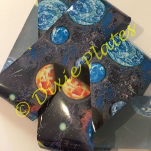 Outer Space Nail Art Foil - 1 Meter