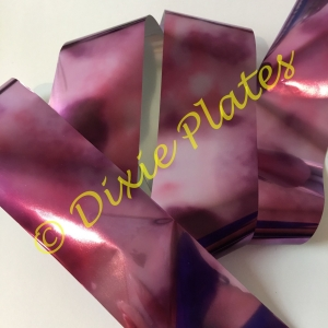Grape Sky Nail Art Foil - 1 Meter