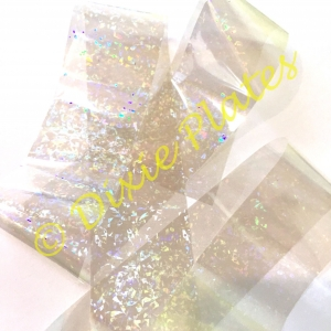 Icicles Nail Art Foil - 1 Meter