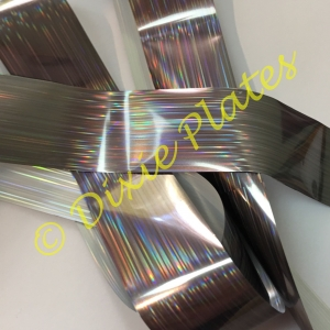 Laser Light Gun Metal Nail Art Foil - 1 Meter