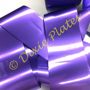Light Aubergine Nail Art Foil - 1 Meter