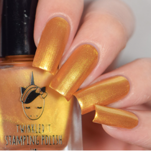 So Extra - Twinkled T Stamping Polish - SHIPPING TO AUSTRALIA ONLY
