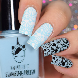 Friyay - Twinkled T Stamping Polish - SHIPPING TO AUSTRALIA ONLY