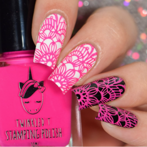Bothered - Twinkled T Stamping Polish - SHIPPING TO AUSTRALIA ONLY