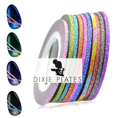 Glitter Striping Tape -..
