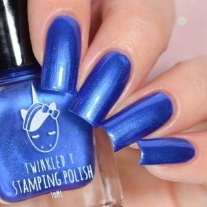 Clickbait - Twinkled T Stamping Polish - SHIPPING TO AUSTRALIA ONLY