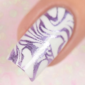 Queen Bee - Twinkled T Stamping Polish - SHIPPING TO AUSTRALIA ONLY