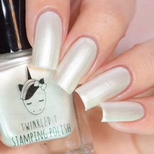 Icey - Twinkled T Stamping Polish - SHIPPING TO AUSTRALIA ONLY