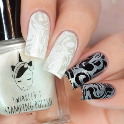 Icey - Twinkled T Stamp..