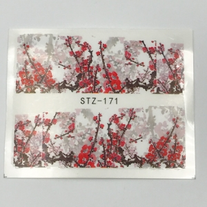 Cherry Blossom Water Decals