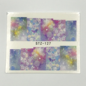 Fairyland Water Decals