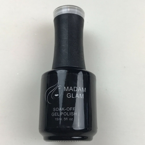 Madam Glam Cashmere Grey Gel Polish - SHIPPING TO AUSTRALIA ONLY