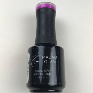 Madam Glam Purple Pink Gel Polish - SHIPPING TO AUSTRALIA ONLY