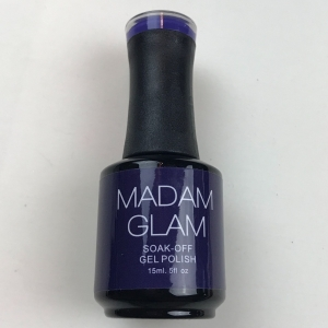 Madam Glam Royal Blue Gel Polish - SHIPPING TO AUSTRALIA ONLY