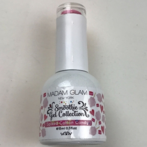 Madam Glam Spiked Cotton Candy Smoothie Gel Polish - SHIPPING TO AUSTRALIA ONLY