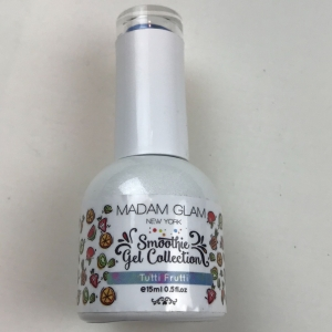 Madam Glam Tutti Frutti Smoothie Gel Polish - SHIPPING TO AUSTRALIA ONLY