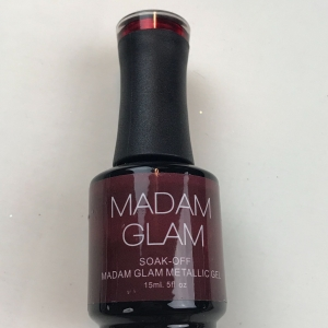 Madam Glam Get To The Point Metallic Gel Polish - SHIPPING TO AUSTRALIA ONLY