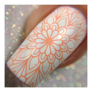 CORALINE - Twinkled T Stamping Polish - SHIPPING TO AUSTRALIA ONLY