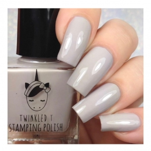 GHOSTED - Twinkled T Stamping Polish - SHIPPING TO AUSTRALIA ONLY COPY