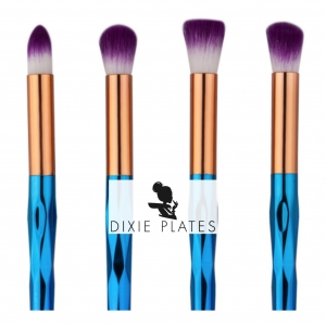 Unicorn Horn Brushes - Set of 4