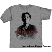 Glenn I'll Find You T-shirt - Wal..