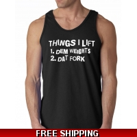 Things I Like To Lift Tank Top - ..