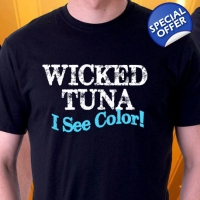 Wicked Tuna t-shirts - Wicked Tun..