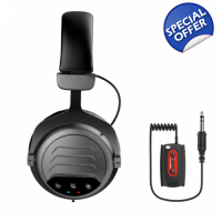 QUEST/Deteknix W3 Pro Rechargeable Wireless Head..