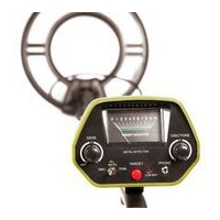 Gold Hunter metal detector c/w headphones and water proof 25cm search coil