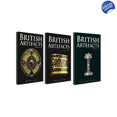 British Artefacts Vol 1, 2 & 3