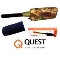 QUEST Camo Budget Huntmate pinpointer.