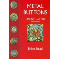 Metal Buttons c.900BC - c.AD1700