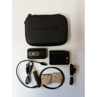 QUEST/DETEKNIX Wirefree Kit for your own Headphones **New ..