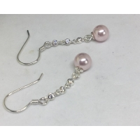 Diamanté Dangle Drops