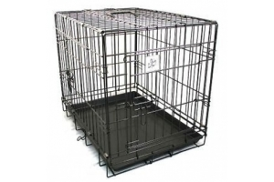 Dog Life Double Door Car Crate available in 4 sizes