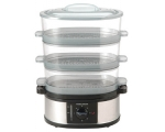 MORPHY RICHARDS 9LT 3 TIER FOOD STEAMER