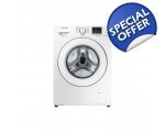 SAMSUNG 8KG 1200SPIN A+++ ECO BUBBLE WASHING MAC..